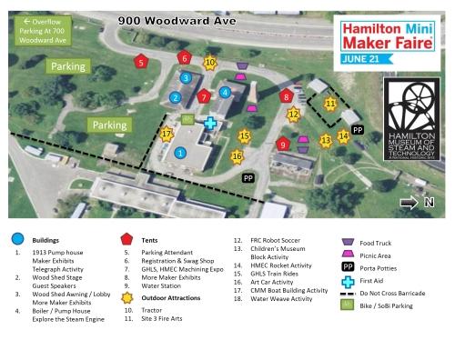 Maker Faire 2015 Map FINAL