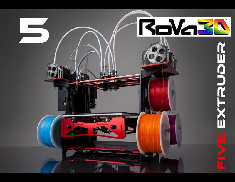 botfeeder 3s printing filaments