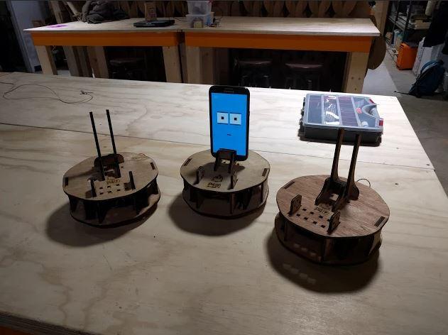 robot play time